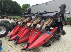 Corn harvester of Geringhoff Rota Disc 800 FB