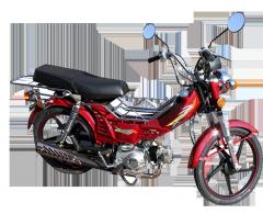 LIFAN LF LF50Q-2A moped