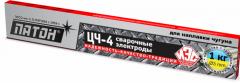Сварочные электроды ПАТОН ЦЧ-4 диаметром 3 мм, 1