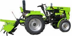 Почвофреза 100 DW 150 R (к тракторам с цепным приводом, ширина захвата 100 см)