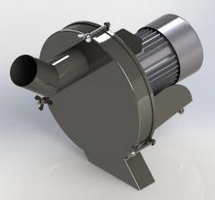Electrocrusher of Lan-7 (Travorezk)
