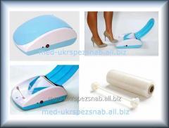Аппарат ультра-компактный для надевания бахил CLEAN STEP