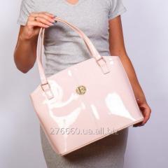 Fashionable summer varnish handbag