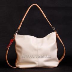 Cream soft handbag of SL