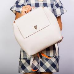 Backpack with the valve from Е&M - fall of