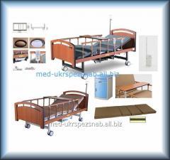 Кровать медицинская электрическая со встроенным