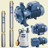 Irrigational and irrigation equipment, Pump