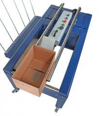 Полуавтоматический формировщик картонных коробок  Starbox (Робопак) .