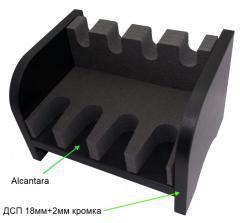 Support under 4 guns (DSP18 + Alcantara)