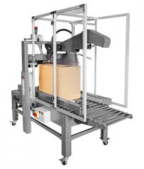 Automatic zakleyshchik of gofrokorob of Robotape 50CF INOX (Robopac) – Italy