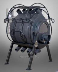 Boiler (bulerian) small for the room of 35 m ³