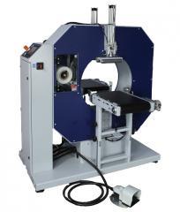 Automatic horizontal packer of dlinnomer of