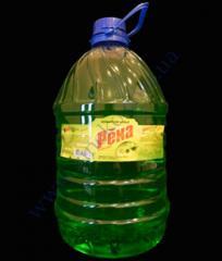 L Pena 5 liquid soap apple