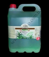 Жидкое мыло Зеленая Аптека 5л алое