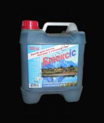 Жидкость для посуды 5л Blux альпы глицерин+витамин