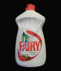 Жидкость для посуды 500г Fairy лесная ягода