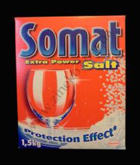 Salt 1,5kg for Somat dishwashers