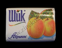 Toilet soap Chic apricot of 70 g