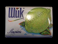 Toilet soap Chic lemon of 70 g