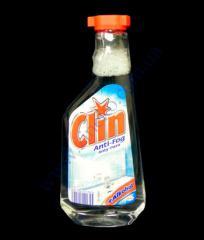 Antipar for glass, mirrors a smenka of 500 ml Klin