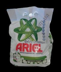 Laundry detergent Ariel submachine gun 4,5kg