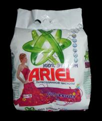 Laundry detergent Ariel kolor submachine gun 4,5kg