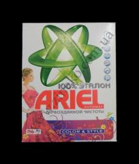 Laundry detergent Ariel Kolor submachine gun 450g