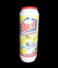 Cleaning powder + soda 500 of Bref lemon