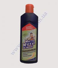 Gel for removal of a limy raid, a rust of 300 ml M-r the Muscle