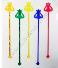 Mixer Harp of color 100 pieces 18,5 cm