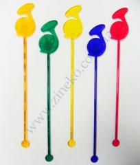 Mixer Pipe of color 100 pieces 18,5 cm
