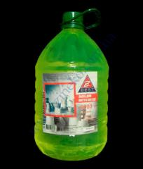 Detergent for ware of 5 l. lemon