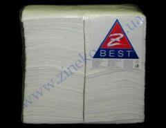 Paper napkins for banquet
