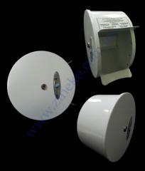 The holder of Маrathon-57101200 for toilet paper to 20 cm white