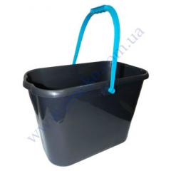 Bucket W002 l plastic 12 without extraction