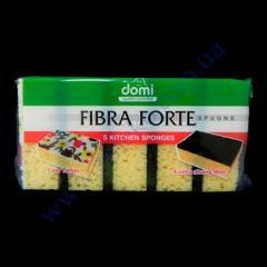 Set of sponges of kitchen Domi 5 of piece 0818