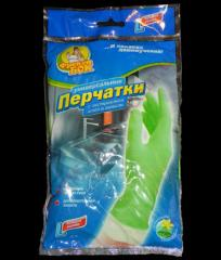 Gloves Scarlet + FB Vanilla with HB napyl. river L-big