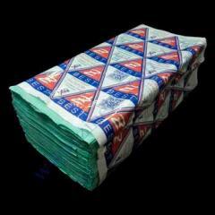 Полотенце-вкладыш Z-Веst-28955 V-сл. 23*24,5 150шт зеленые