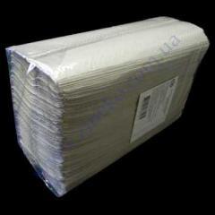 Салфетка-вкладыш Обухов в коробке 25х33см 180шт серые, макул.
