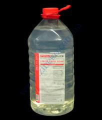 Liquid soap 200,-220 glycerin + camomile of 5 l