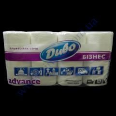 Roll Miracle of Advance of Butts toilet paper 3sl/150 16. white tsellyul