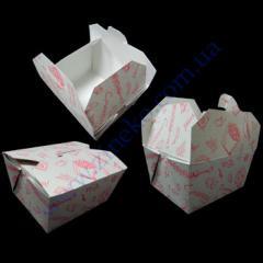 Sendvich-boks 130/65 of a cardboard 13*10*6,5sm