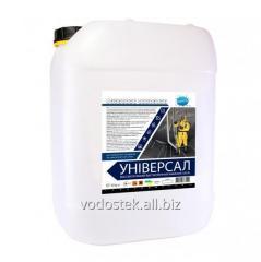"""High-alkaline detergent """"VERSATILE PERSON"""