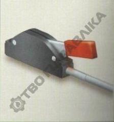 Mechanical hummock draft of Hydrocar 405TXZ00015