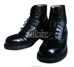 Армейская военная обувь