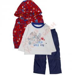 Костюм куртка и брюки осенне-весенний для мальчика