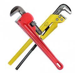 Ключ трубный №1 слесарный инструмент