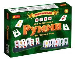 """Board game logical """"Rummi"""""""
