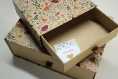 Sladyer packing from paper 175*195*50mm