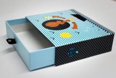 Box slider 285*225*40mm
